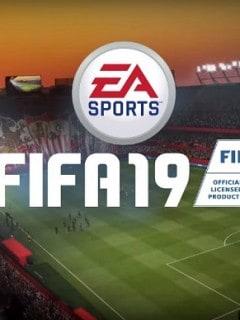 Portada FIFA 19 EA Sports