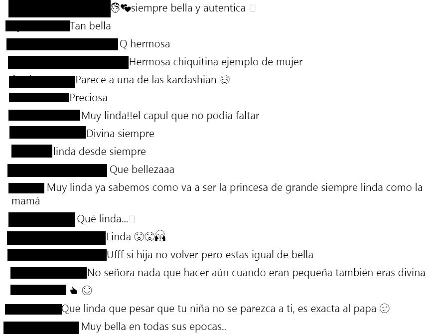 Comentarios Andreína Fiallo