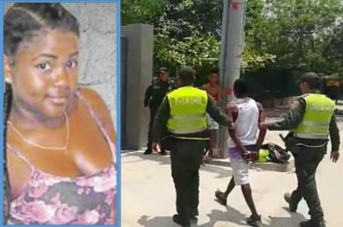 Mirladys del Carmen Torres Ruiz, asesinada por su hermano (capturado)