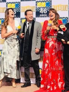 Carolina Cruz, 'el Mono Sánchez', Mónica Rodríguez, 'Tato', Catalina Gómez, y 'Chumillo'.