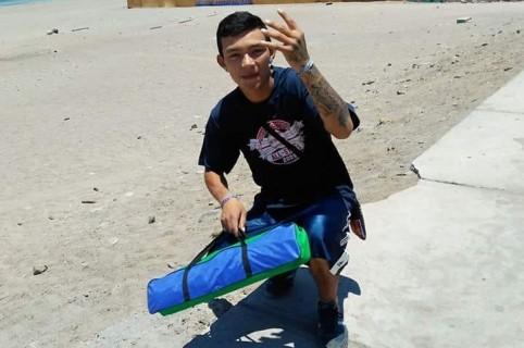 Julián Fernando Balcero Páez, joven muerto en CAI de Policía