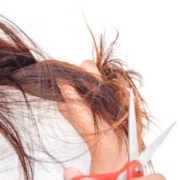 Corte de pelo.