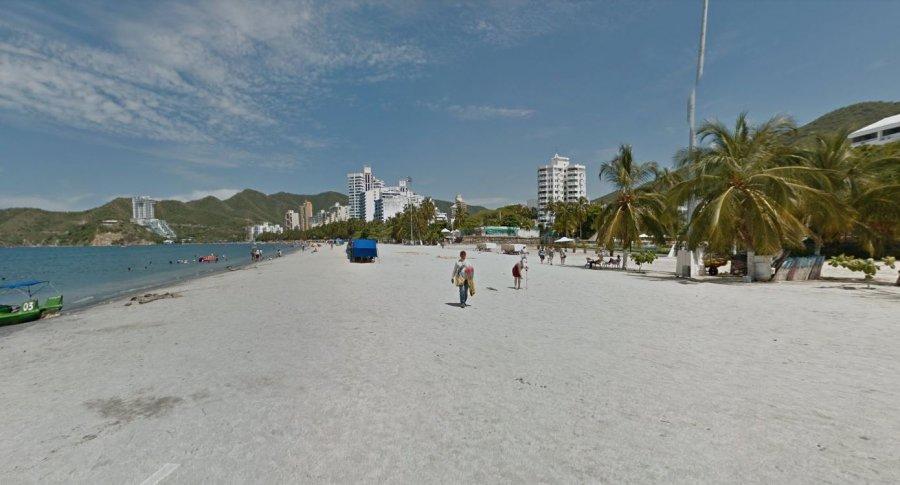 Playa El Rodadero, Santa Marta