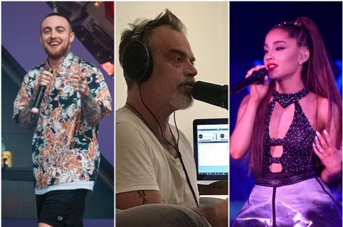 Mac Miller, Shane Powers, Ariana Grande