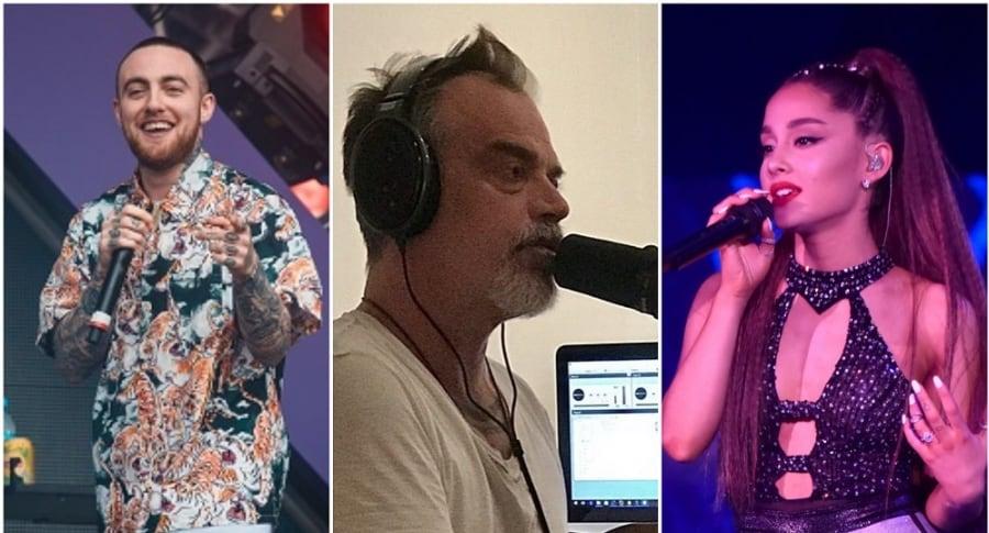 Mac Miller, Shane Powers, Ariana Grande