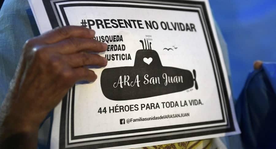 Búsqueda del ARA San Juan