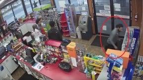 Robo en tienda