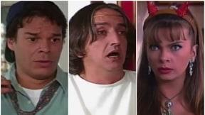 Personajes de 'Tentaciones'.