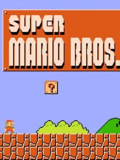 Super Mario Bros - Nintendo