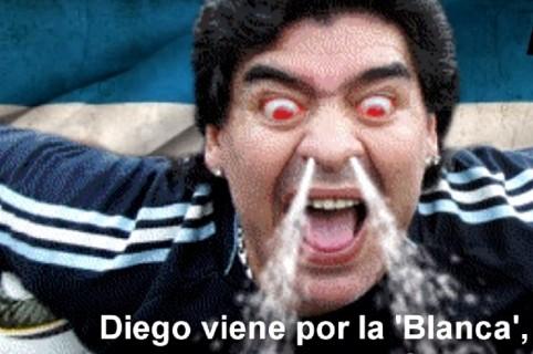 Corrido a Diego Maradona