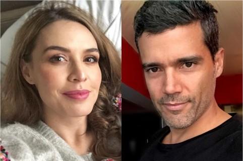 Mónica Fonseca y Alejandro García
