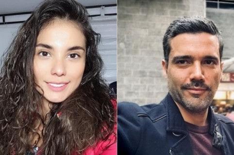 Alejandro García y Eileen Moreno