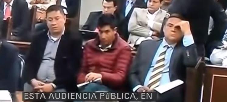 Julián Villarraga, Carlos Arenas y Humberto Guatibonza