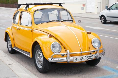 Volkswagen 'escarabajo'