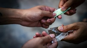Venta de droga