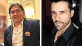 Gustavo Bolívar y Alejandro García