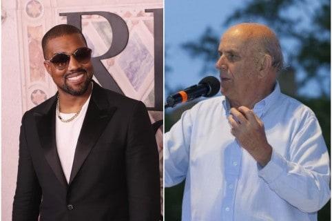 Kanye West / Maurice Armitage