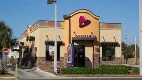 Local de Taco Bell en Estados Unidos