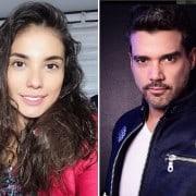 Eileen Moreno y Alejandro García