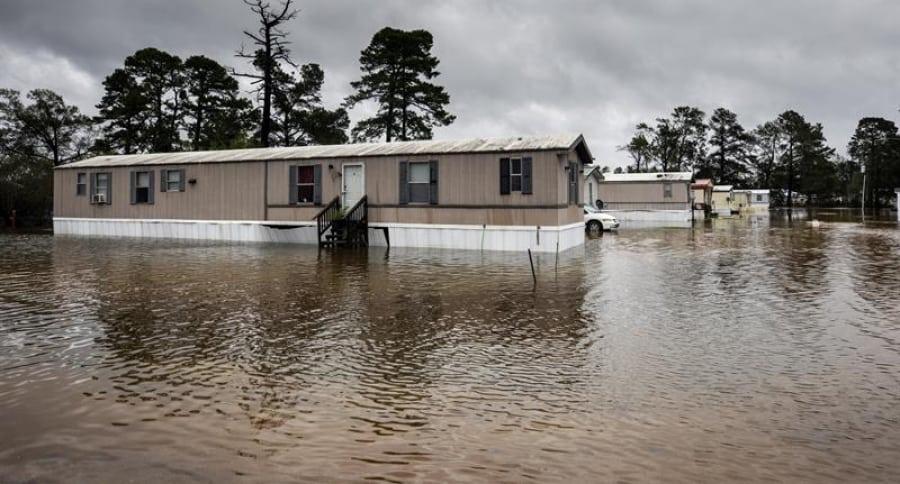 Inundaciones por huracán Florence