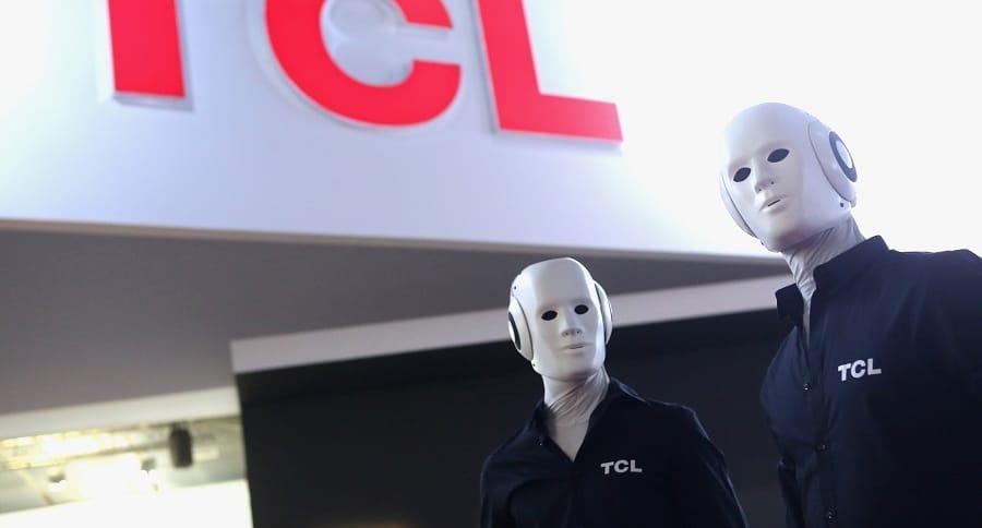 Feria de robótica en Alemania
