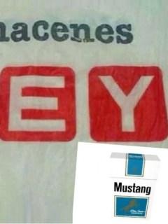 Ley y Mustang
