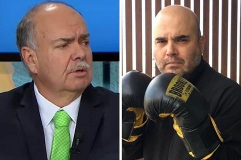 Iván Mejía y Andrés Marocco