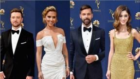 Justin, Scarlett, Ricky y Natalia