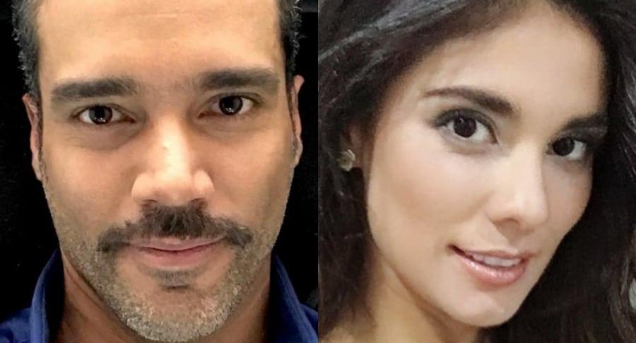 Alejandro García y Eileen Moreno1