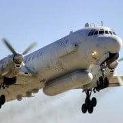 Avión militar ruso Il-20