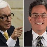 Jorge Robledo y Alberto Carrasquilla