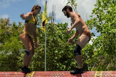 Camila López y Ricardo Montaño, del 'Desafío' 2018.