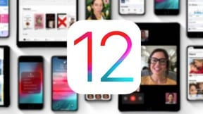 iOS 12 iPhone, iPad y iPod