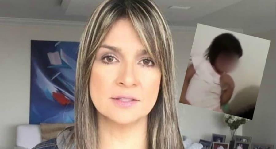 Vicky Dávila.