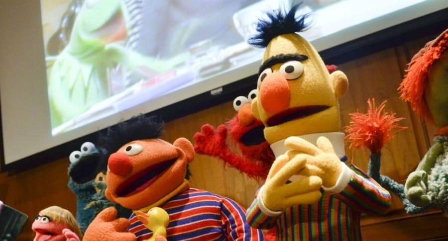 Beto y Enrique, de Plaza Sésamo