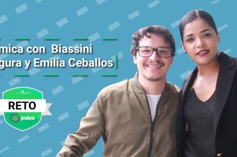Emilia Ceballos y Biassini Segura