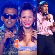 Bruno, Selena y Camilo