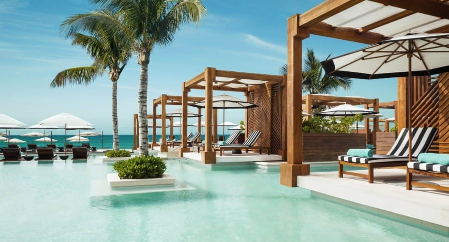 Uno de los hoteles que ofrece la cadena en México