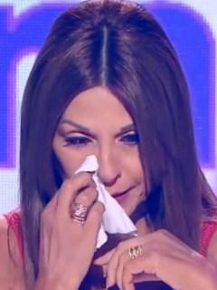 Amparo Grisales llorando en Yo me llamo