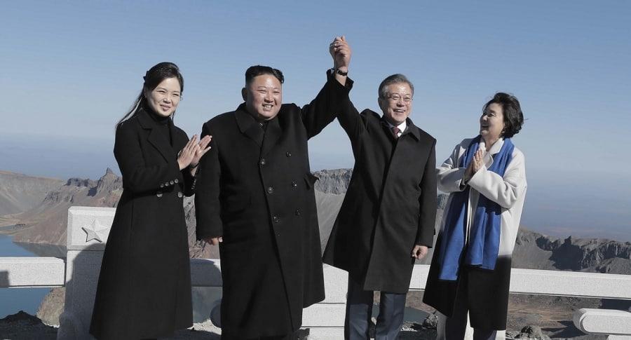 Cumbre coreana