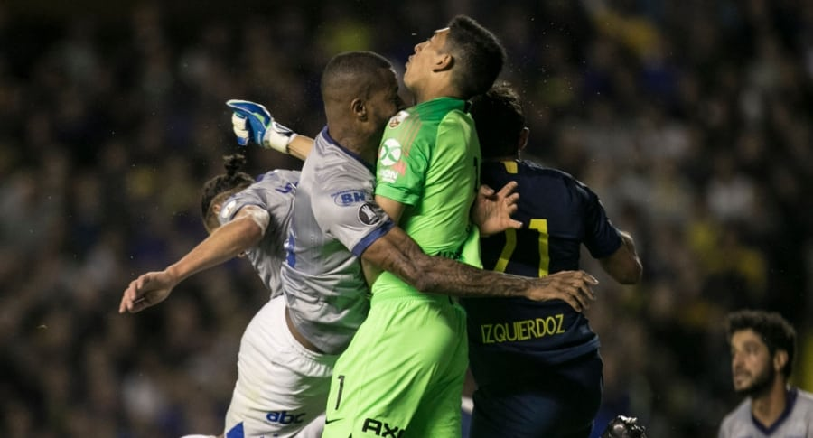 Boca Juniors vs Cruzeiro
