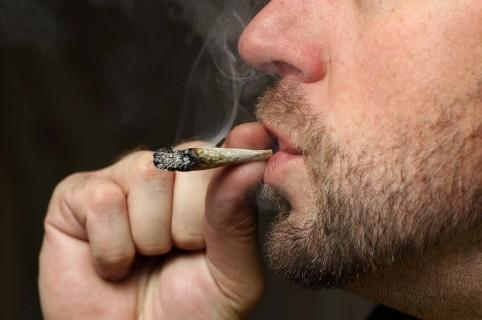 Fumador de marihuana