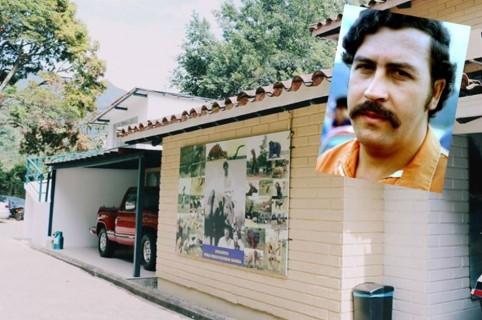 Museo de Pablo Escobar en Medellín.