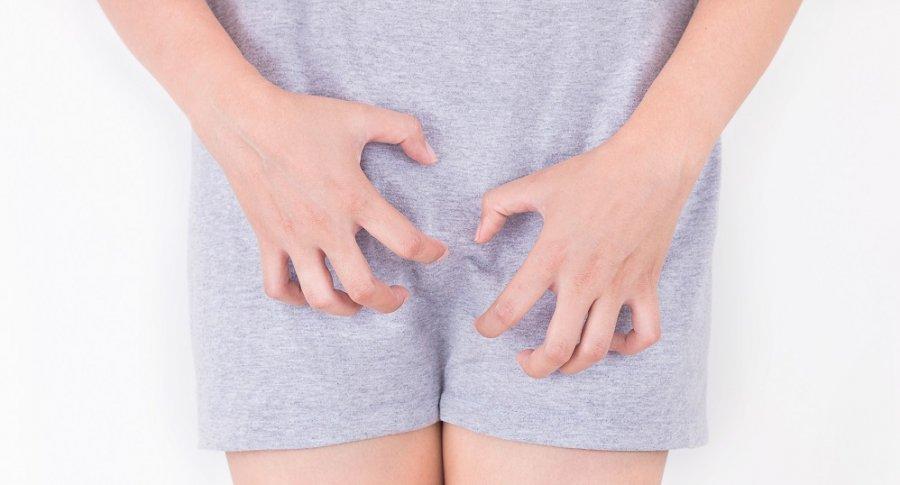 Picazón vaginal