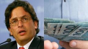 Alberto Carrasquilla y la reforma tributaria