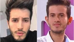 Sebastián Yatra y su imitador de 'Yo me llamo'