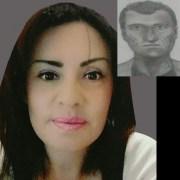 Diana Patricia Gómez Zoa y el retrato hablado de su asesino