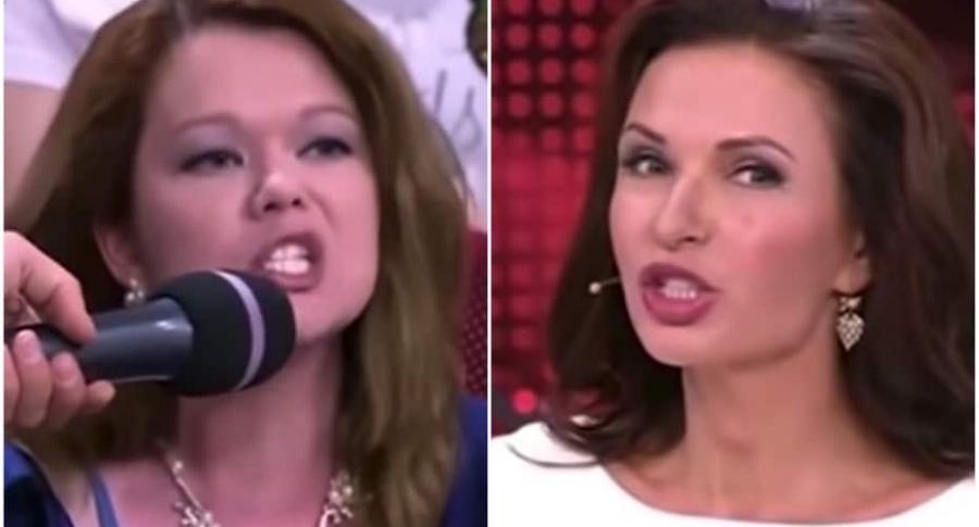 Mujer critica a hijo de actriz.
