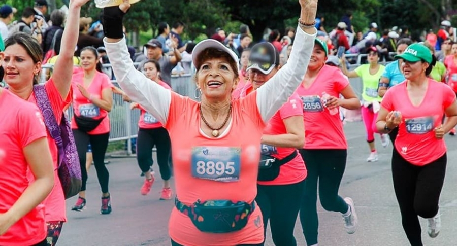 Carrera de la Mujer Colombia