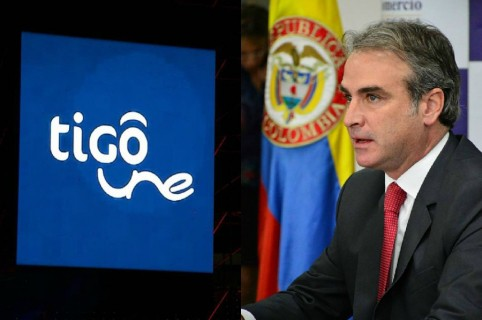 TigoUne y Superintendente Pablo Felipe Robledo